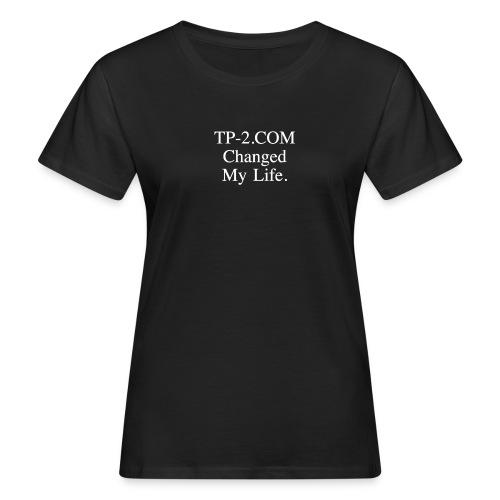 TP-2 - T-shirt bio Femme