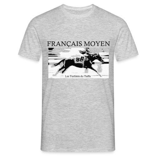 Les Turifistes du Turfu - T-shirt Homme