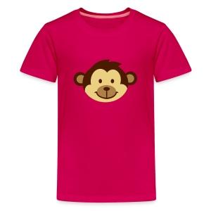 Bear Cub T-shirt - Teenage Premium T-Shirt