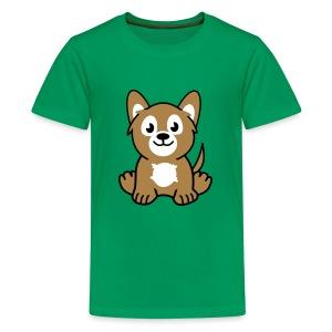 Cub T-shirt - Teenage Premium T-Shirt