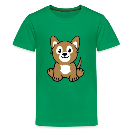 Cub T-shirt - Teenage Premium T-Shirt
