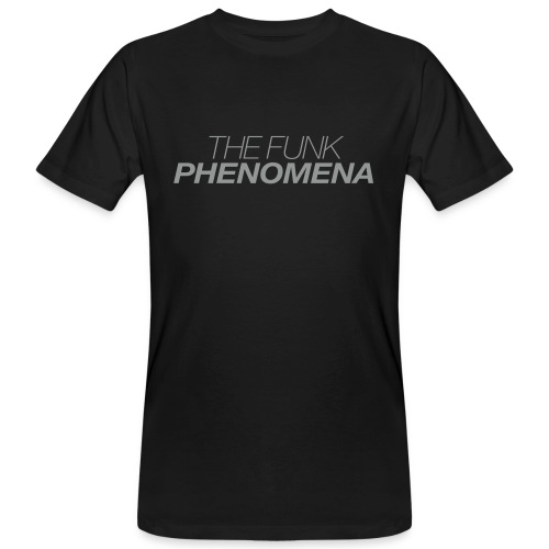 THE FUNK PHENOMENA - MEN - Männer Bio-T-Shirt