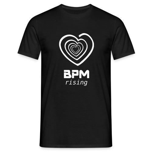 BPM Rising - Men's T-Shirt