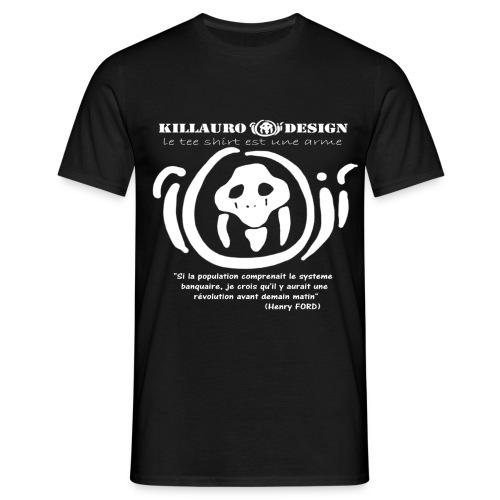 TKDS15H - T-shirt Homme