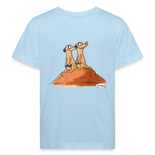 Jan Und Henry Hügel - Kinder Bio-T-Shirt