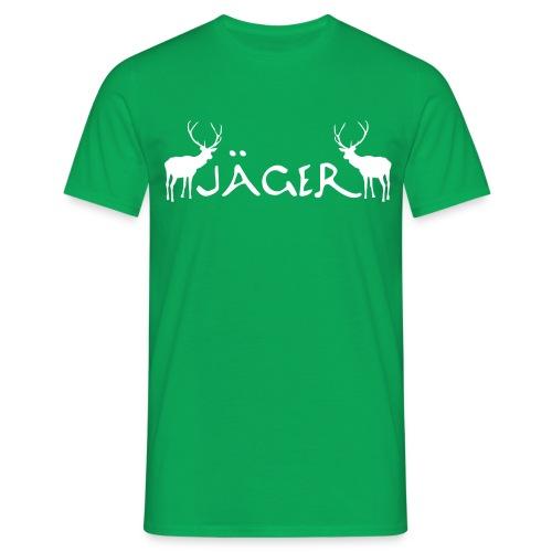 Jäger - Männer T-Shirt
