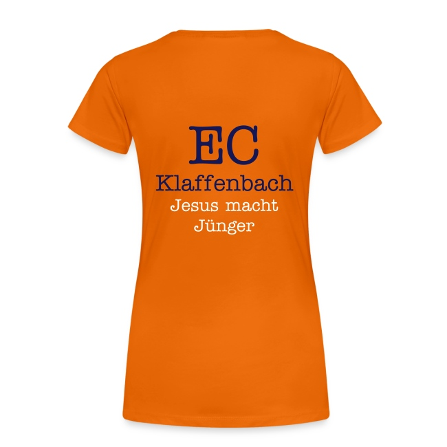 EC Damen-T-Shirt