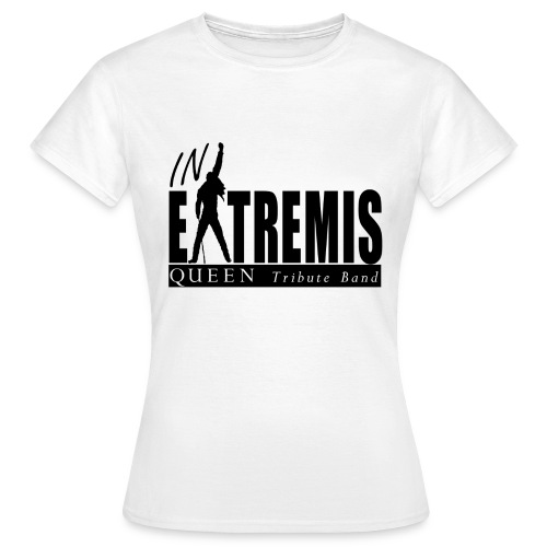 T-SHIRT blanc femme IN EXTREMIS - T-shirt Femme