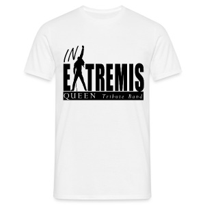 T-SHIRT blanc homme IN EXTREMIS - T-shirt Homme