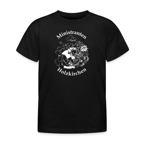 MiniShirt Dunkel Kinder - Kinder T-Shirt