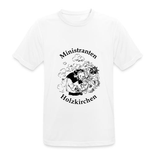 MiniSport Jungs - Männer T-Shirt atmungsaktiv