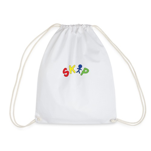 SKIP Drawstring Bag - Drawstring Bag