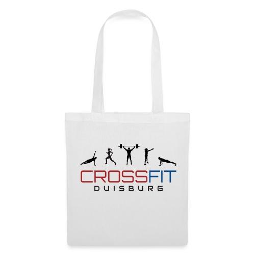 Omas Einkaufstasche CrossFit Duisburg - Stoffbeutel