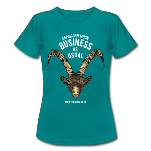 Capricorn Moon Women's T-Shirt - Women's T-Shirt