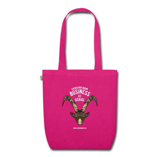 Capricorn Moon EarthPositive Tote Bag - EarthPositive Tote Bag