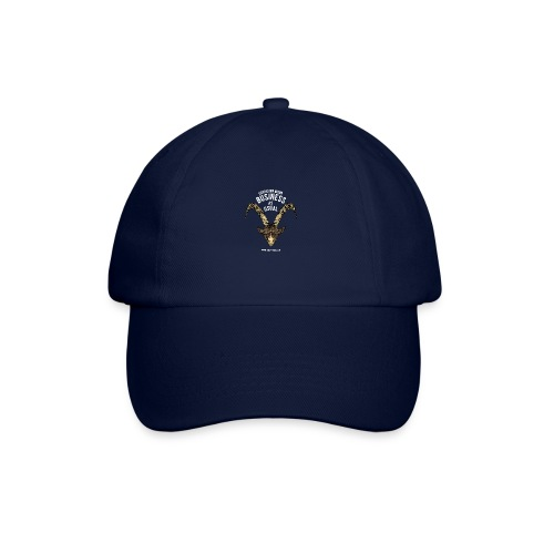 Capricorn Moon Baseball Cap - Baseball Cap