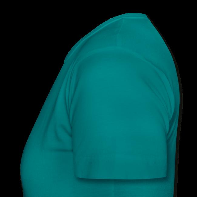 Blue dragon T-shirt femme