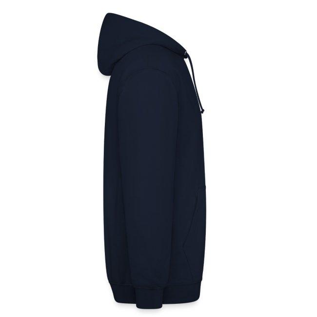 SF Hoodie Tie Dye / Navy