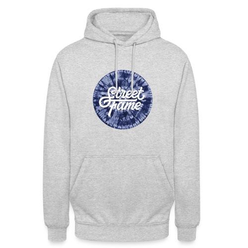 SF Hoodie Tie Dye / Grey - Unisex Hoodie