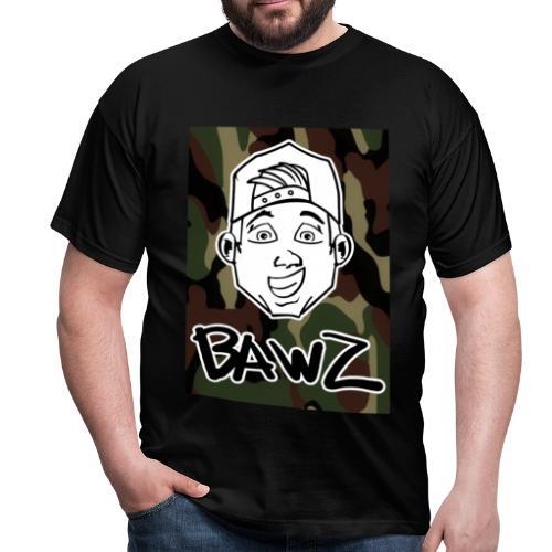 T-shirt camouflage - Mannen T-shirt