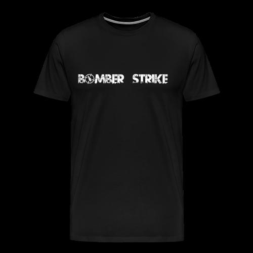 Bomber Strike Full Premium T-Shirt Men - T-shirt Premium Homme