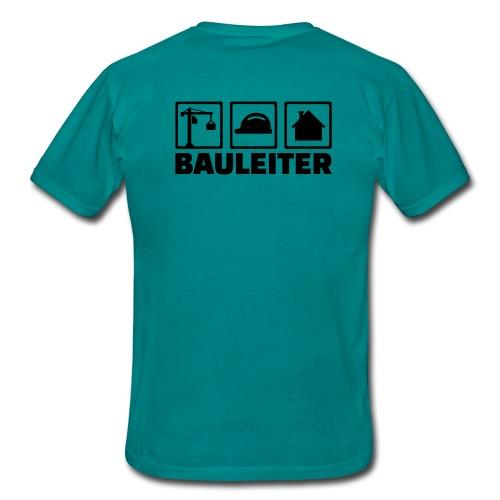 Bauleiter - Männer T-Shirt