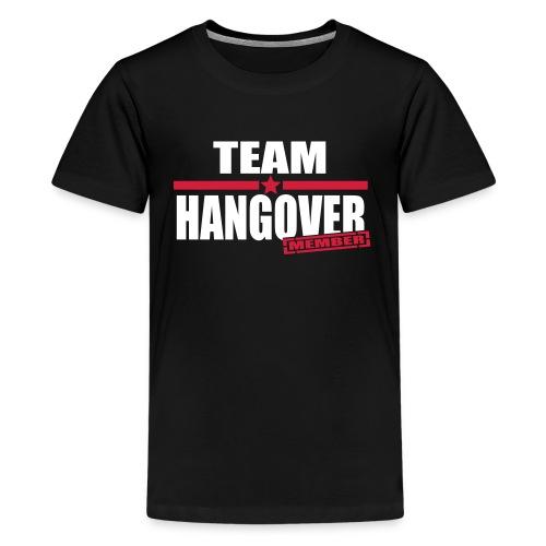 Team Hangover Member - Maglietta Premium per ragazzi
