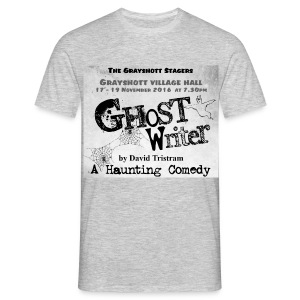 Ghost Writer T-shirt - Men's T-Shirt