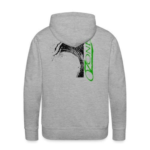 OZONE© - Sweat-shirt à capuche Premium pour hommes