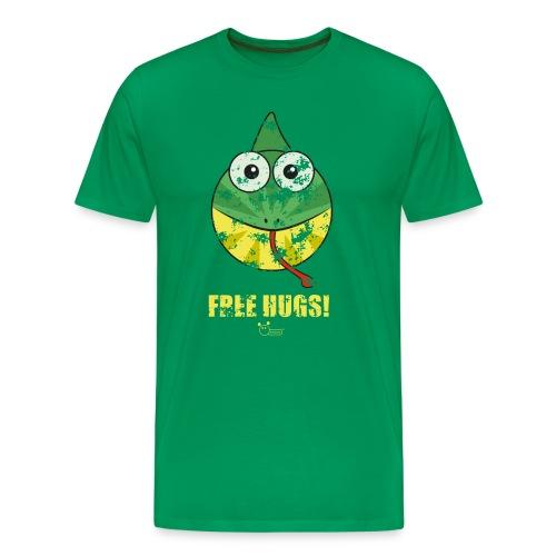 animaru chameleon shirt, men - Männer Premium T-Shirt