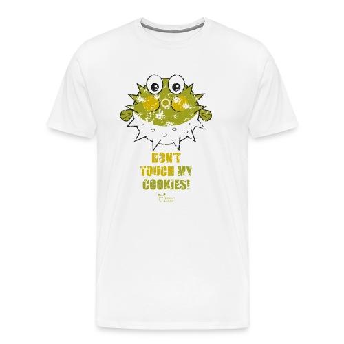 animaru pufferfish shirt, men - Männer Premium T-Shirt