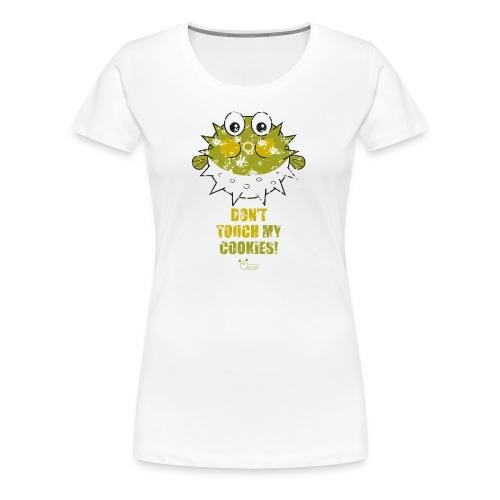 animaru pufferfish shirt, women - Frauen Premium T-Shirt