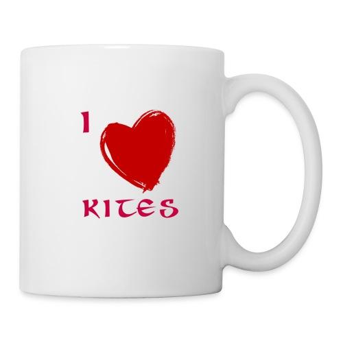 I Love Kites - Mug