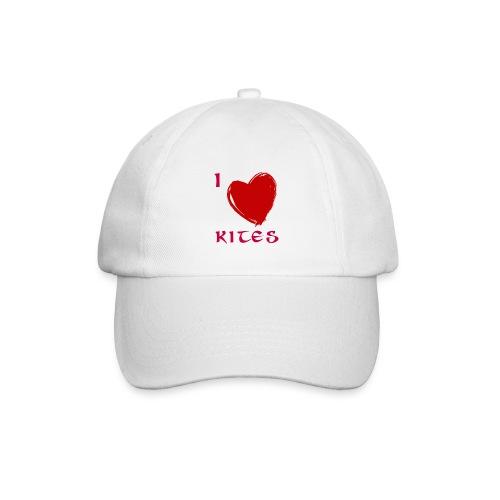 I Love Kites - Baseball Cap