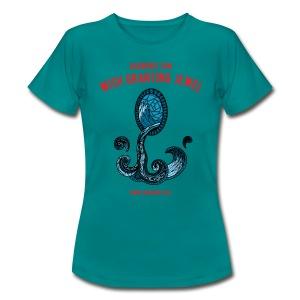 Aquarius Sun Women's T-Shirt - Women's T-Shirt