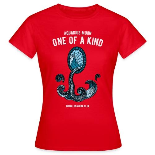Aquarius Moon Women's T-Shirt - Women's T-Shirt