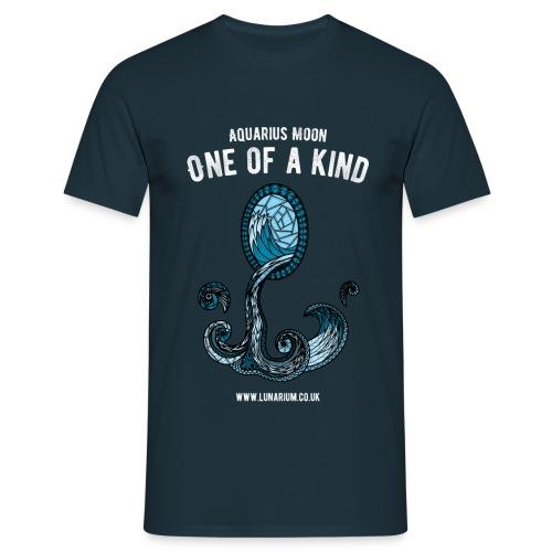 Aquarius Moon Men's T-Shirt - Men's T-Shirt