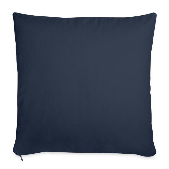 Aquarius Moon Sofa pillow cover 44 x 44 cm
