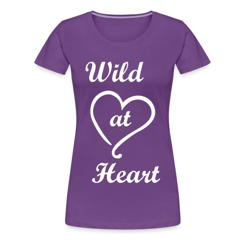 Velvety Wild-at-Heart For Sam - Women's Premium T-Shirt