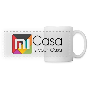Mi Casa - Kaffeetasse - Panoramatasse