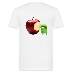 Bite the Apple -Fanshirt - Männer T-Shirt