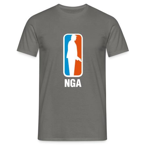 NGA // @ddicted - Männer T-Shirt