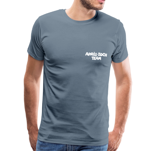 Apres Zoch Team Karneval S-5XL T-Shirt - Männer Premium T-Shirt