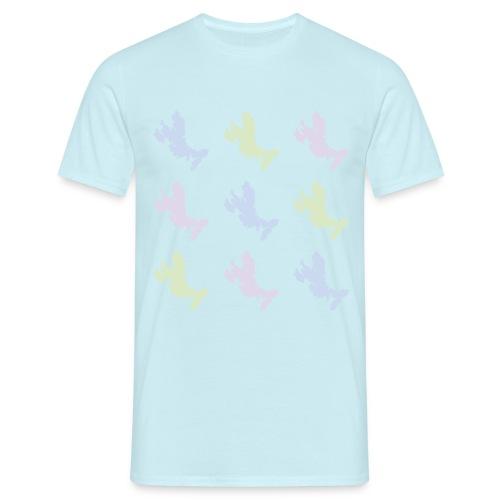 Isle of Skye Map Multi Tee - Men's T-Shirt