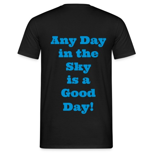Tee Shirt Good Day! HOMME - T-shirt Homme
