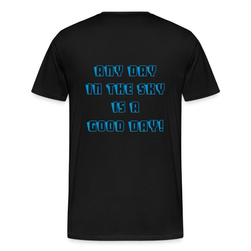 Tee Shirt Good Day! HOMME - T-shirt Premium Homme