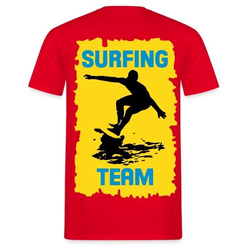 Surfing Team - Men's T-Shirt