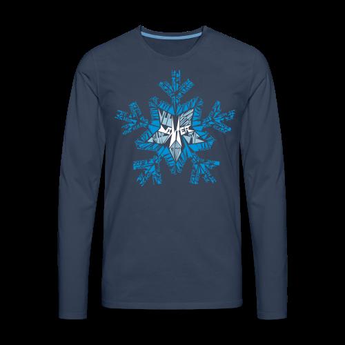 [Winter-World] Men's Long Sleeve Shirt - Men's Premium Longsleeve Shirt