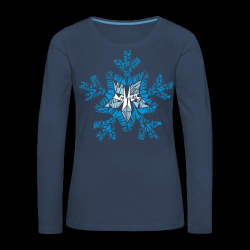 [Winter-World] Women's Long Sleeve Shirt - Women's Premium Longsleeve Shirt