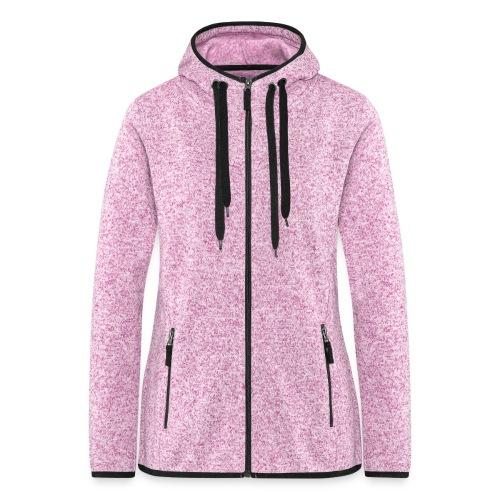 Women's Hooded Fleece Jacket